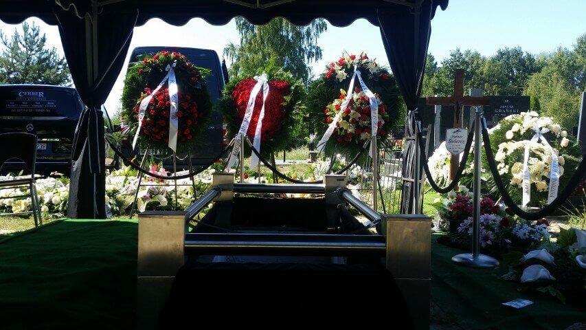 Usługi pogrzebowe Tarczyn